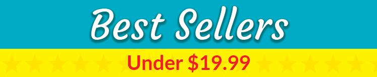Best Sellers Under $19.99
