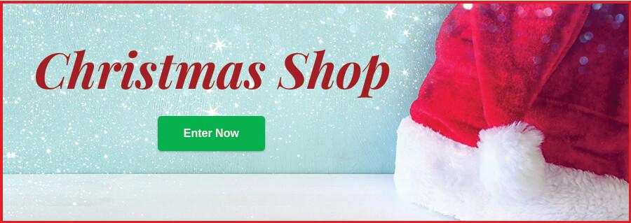 Christmas Shop - Enter Here