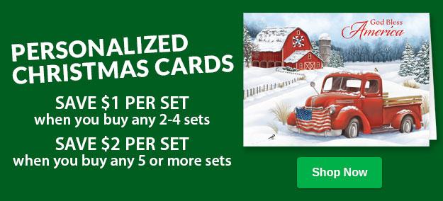 Buy 2-4, Save $1 | Buy 5+, Save $2