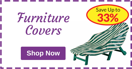 Furniture Covers - SAVE Up to 33%