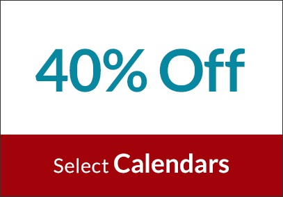 Select Calendars 40% Off