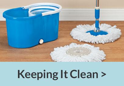 Keeping It Clean