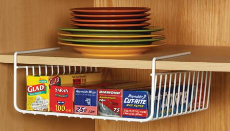 Kitchen Organization & Cleaning