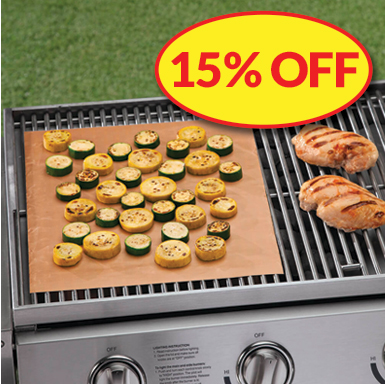 15% Off Outdoor Living