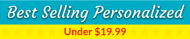 Best Selling Personalized Under $19.99 Header