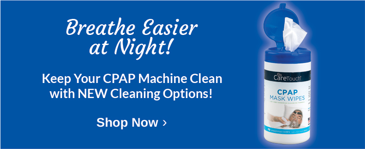 New CPAP Supplies