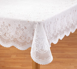 Beautiful Tablecloths