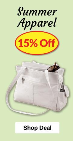 15% Off Summer Apparel