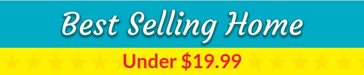 Best Selling Home Under $19.99 Header