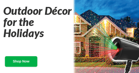 Outdoor Holiday Decor - Shop Now