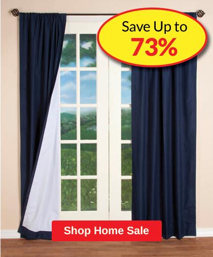 Home Semi Annual Sale