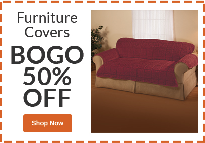 BOGO 50% OFF Furniture Covers