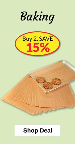Baking - Buy 2, SAVE 15%