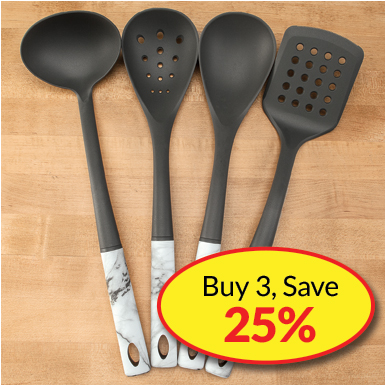 Kitchen Gadgets Promo - Buy 3, SAVE 25%