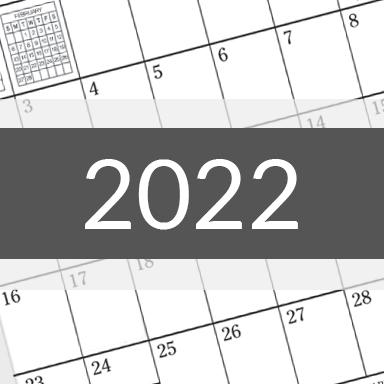 All 2021 Calendars