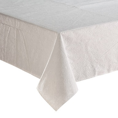 Arranged Christmas Tree Tablecloths Machine Washable Table Cover Decorative Table Cloth Kitchen Dinning Banquet Parties 60 x 104 Inch Fantasy Star Rectangle Polyester Tablecloth