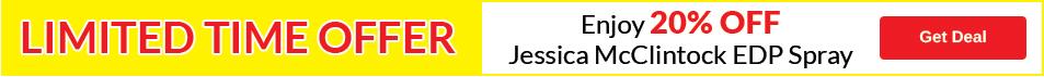 20% OFF Jessica McClintock EDP Spray