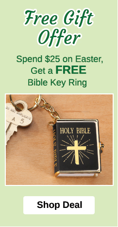 Spend $25 on Easter, Get a FREE GIFT