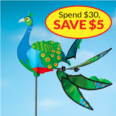 Yard Stakes Promotion Image