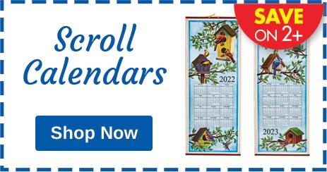 Scroll Calendars - SAVE ON 2+