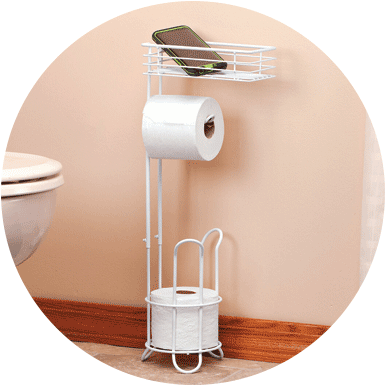 Bathroom Storage Image