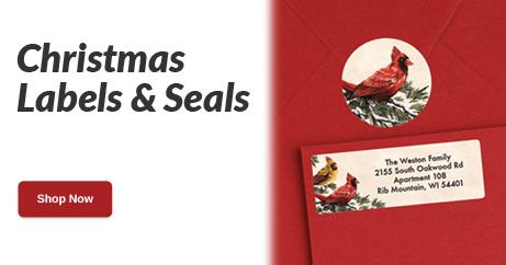 Christmas Labels & Seals