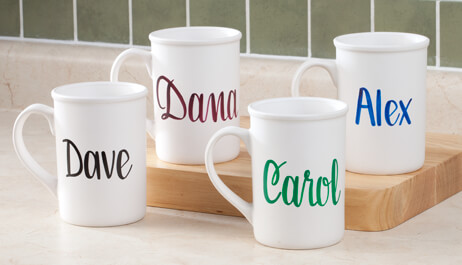 Dinnerware, Glassware & Mugs