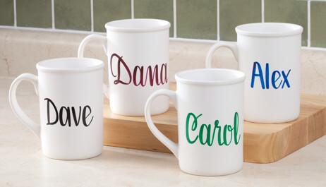 Dinnerware & Cups