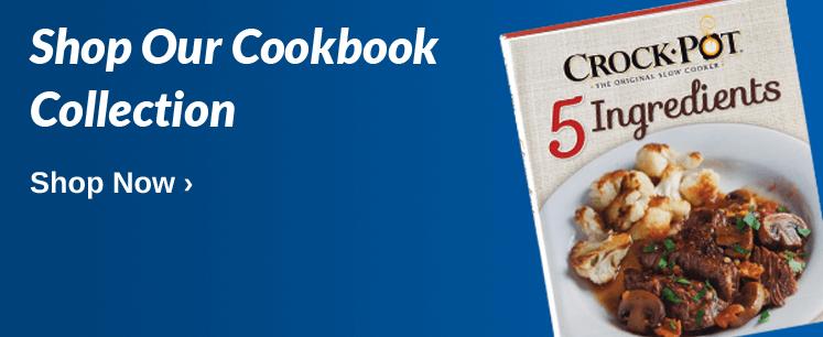 Cookbooks - Shop Now