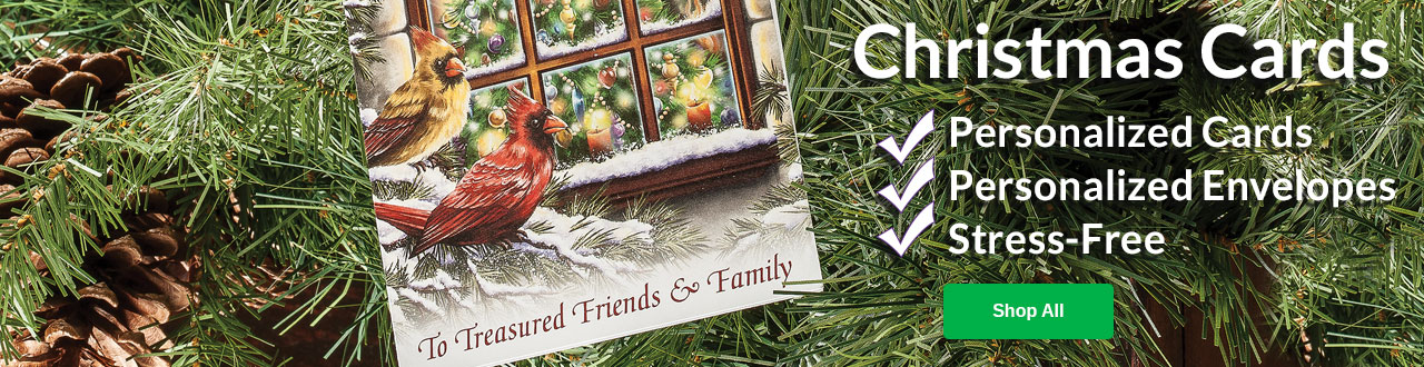 Christmas Cards View All