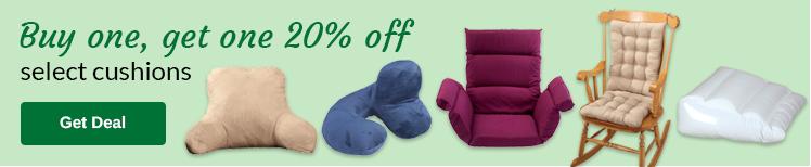 Cushions - BOGO 20% OFF