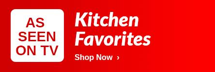 Kitchen As Seen on TV Favorites