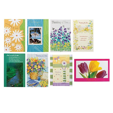 Thinking of You Cards - Best Seller