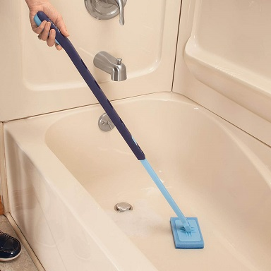 Bathroom Cleaning Image