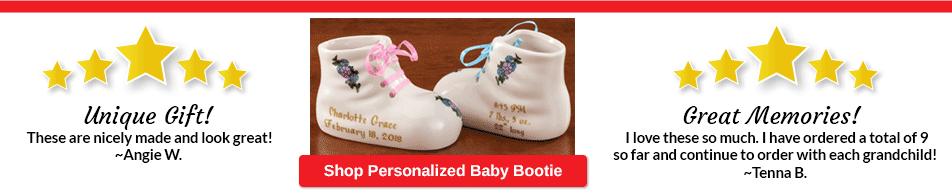 Customer Favorites - PZ Deluxe Baby Bootie