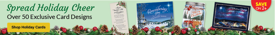 Holiday Cards - SAVE On 2+