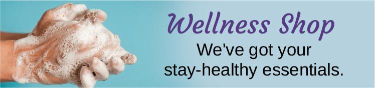 Wellness Shop PLP Header