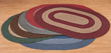New & Improved Rugs!