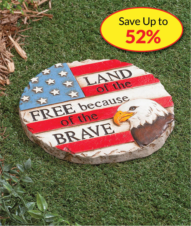 Patriotic Decor - SAVE Up to 52%