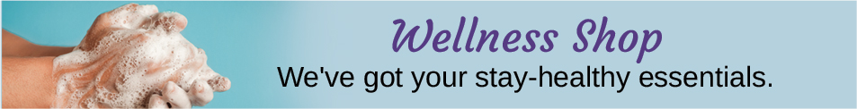 Wellness Shop PLP Header