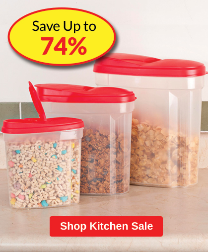 Kitchen Semi Annual Sale