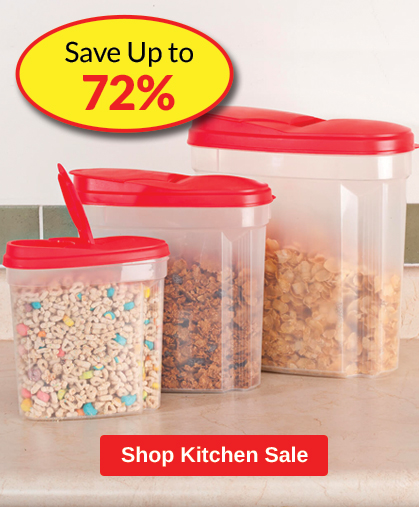 Kitchen Semi Annual Sale