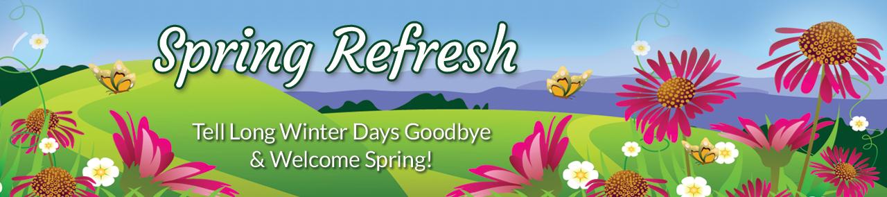 Spring Refresh Header