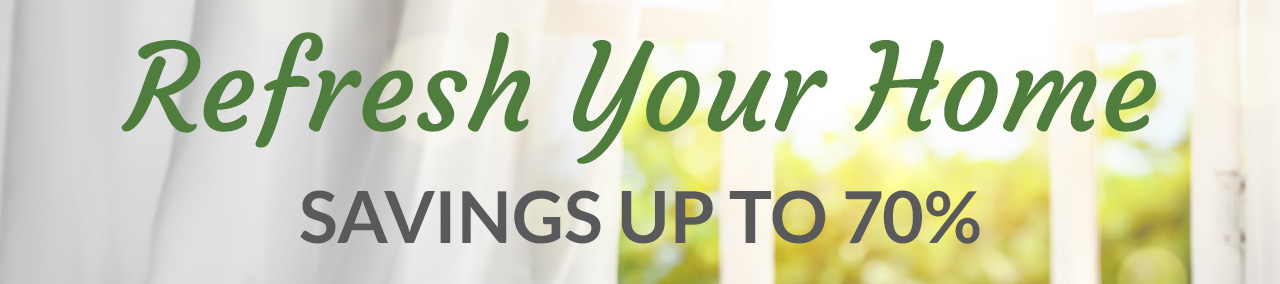Spring Refresh Your Home