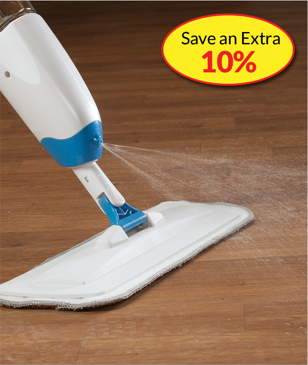 Cleaning Promotion