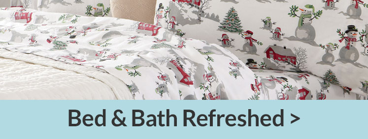 Bed & Bath Refresh