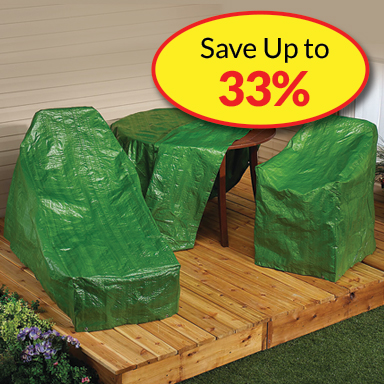 Save Up to X% on Outdoor Furniture Covers