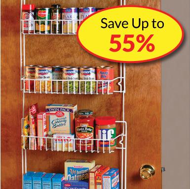 Kitchen Organization - SAVE Up to 55%