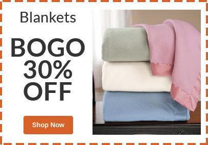 BOGO 30% OFF Bedding