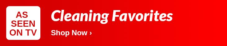 ASTV Cleaning Favorites
